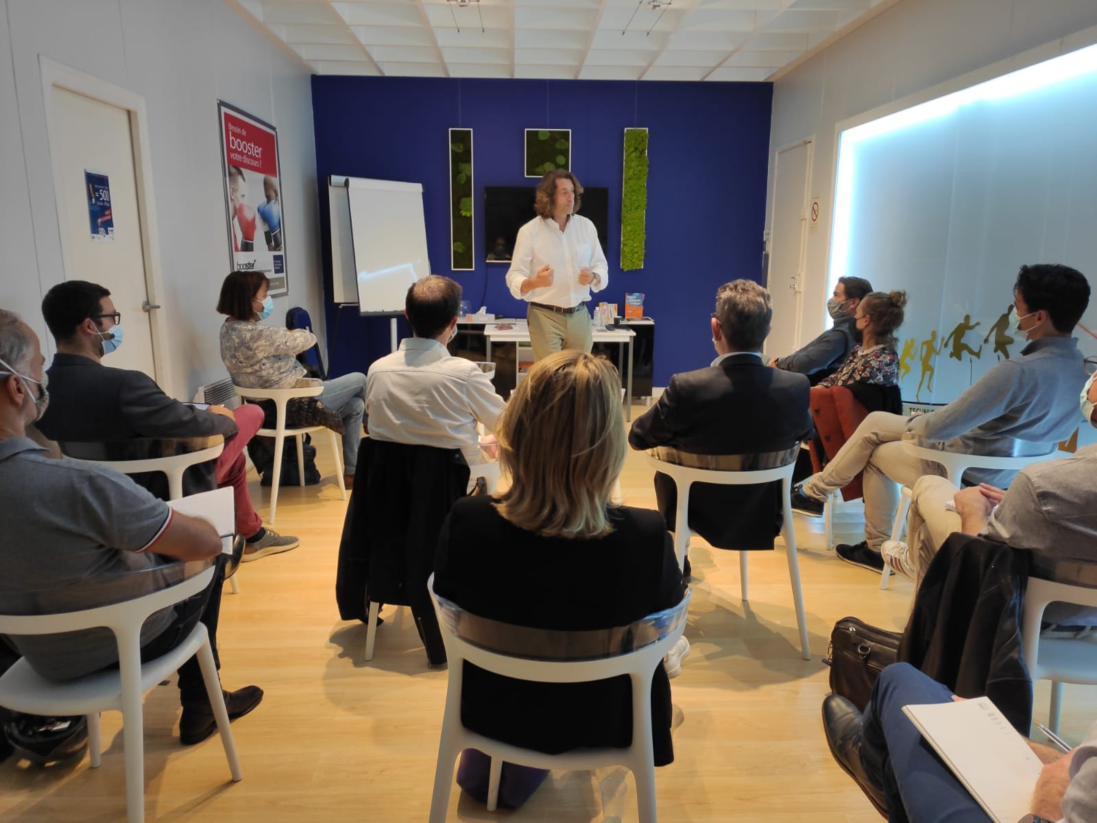 Atelier Communication Hypnotique du 29/09/2020